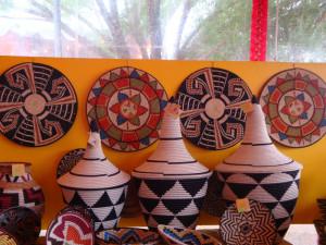 Rwanda Baskets -