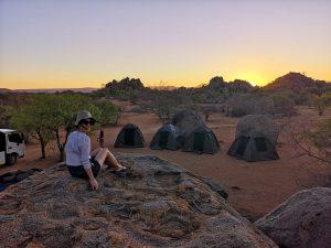 Camping safaris Namibia